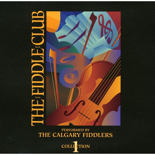 Assorted FIDDLE CLUB COLLECTION 1 CD