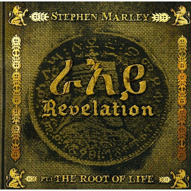 Stephen Marley REVELATION PART 1: THE ROOTS OF LIFE CD