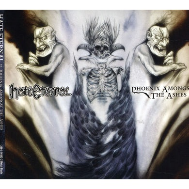 Hate Eternal PHOENIX AMONGST THE ASHES CD