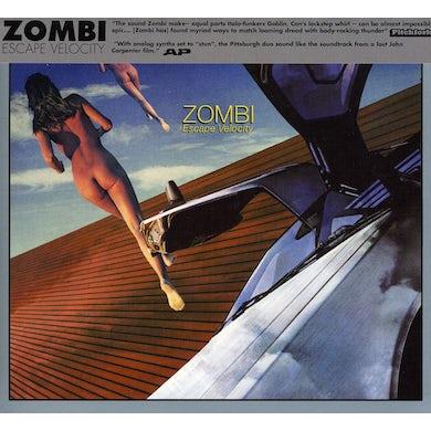 Zombi ESCAPE VELOCITY CD