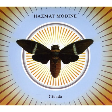 Hazmat Modine CICADA CD