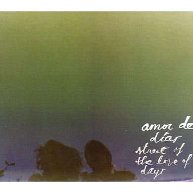 Amor De Dias STREET OF THE LOVE OF DAYS CD