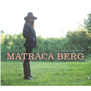 Matraca Berg DREAMING FIELD CD