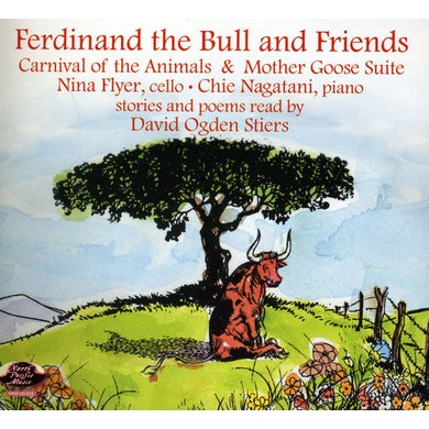 David Ogden Stiers FERDINAND THE BULL & FRIENDS CD