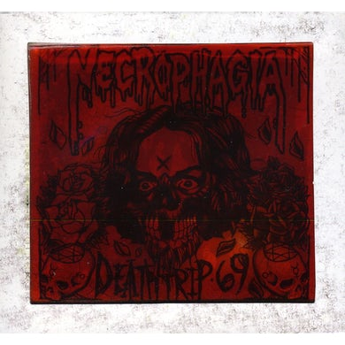 Necrophagia DEATHTRIP 69 CD