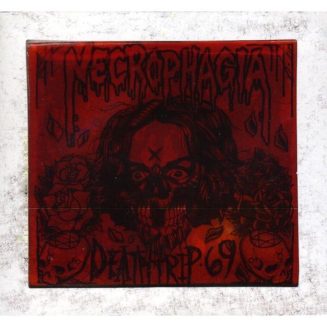 Necrophagia DEATHTRIP 69 CD