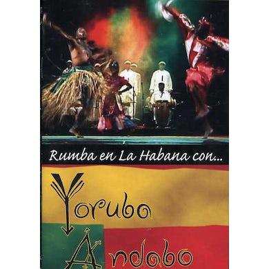 Yoruba Andabo RUMBA EN LA HABANA CON DVD