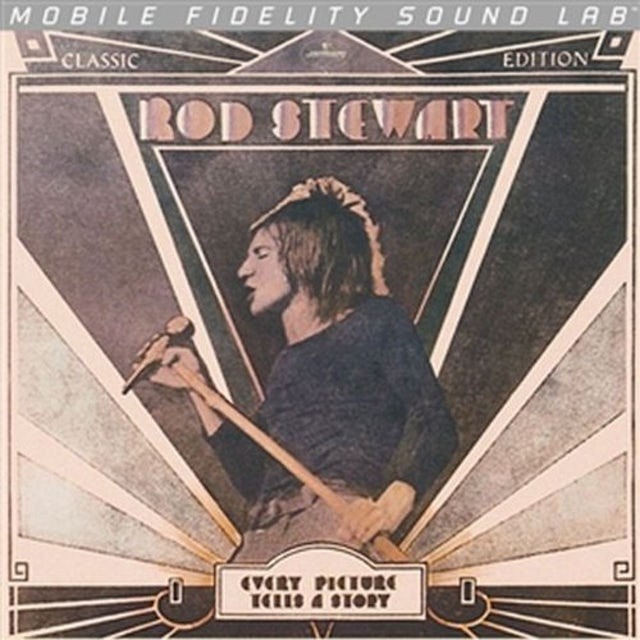 Rod Stewart EVERY PICTURE TELLS A STORY Vinyl Record
