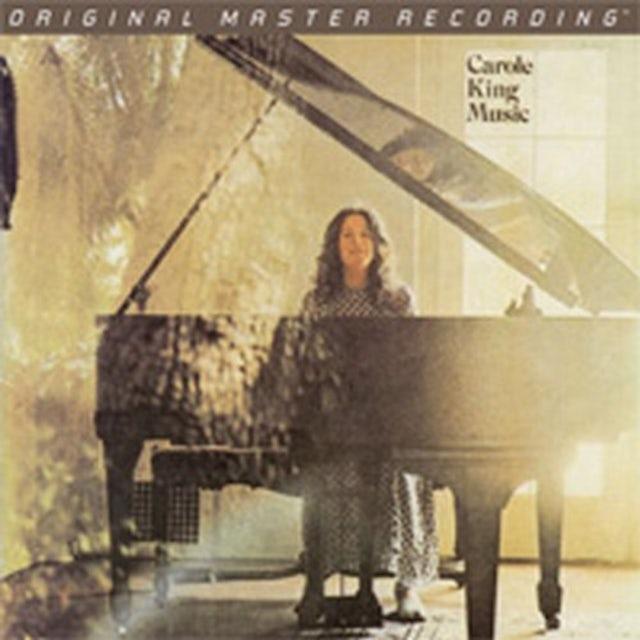 Carole King MUSIC Vinyl Record