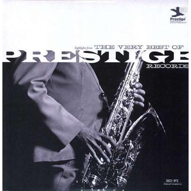 Very Best Of Prestige Records / Various Vinyl Record