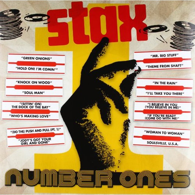 Stax Number Ones / Various Vinyl Record