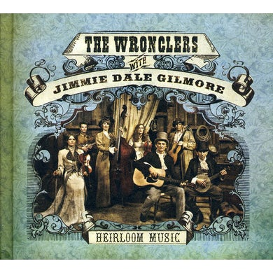 Jimmie Dale Gilmore HEIRLOOM MUSIC CD