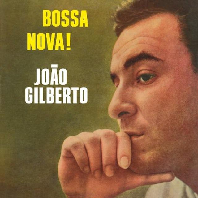 Joao Gilberto BOSSA NOVA Vinyl Record