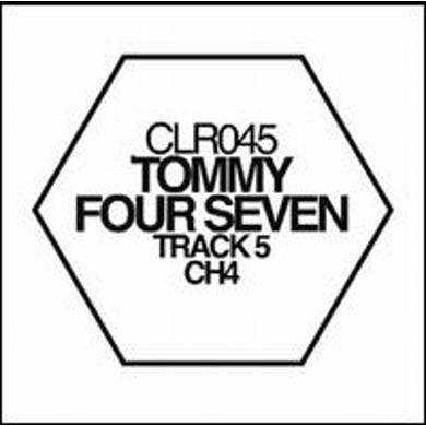 Tommy Four Seven TRACK 5/CH4 Vinyl Record
