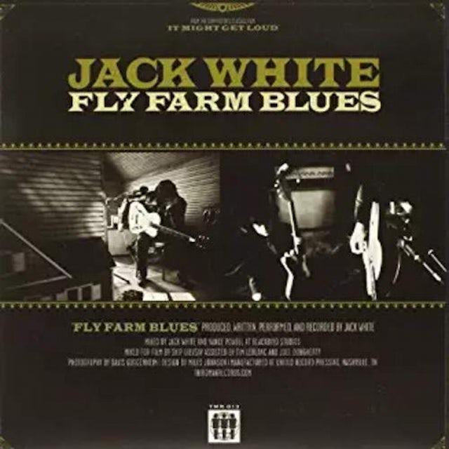 Jack White FLY FARM BLUES Vinyl Record