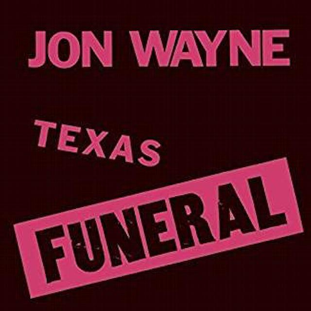 Jonwayne TEXAS FUNERAL Vinyl Record