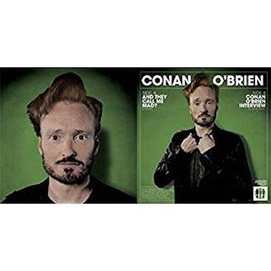 Conan O'Brien & THEY CALL ME MAD Vinyl Record