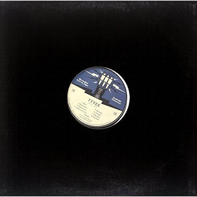 Tyvek THIRD MAN LIVE 09-27-2010 Vinyl Record