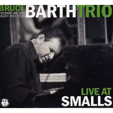 Bruce Barth LIVE AT SMALLS CD