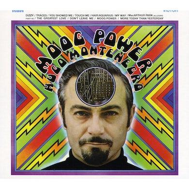 Hugo Montenegro MOOG POWER CD