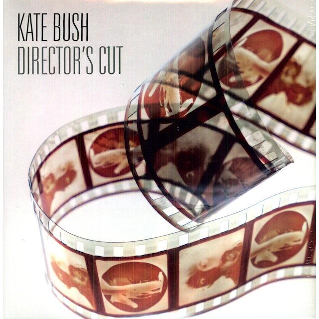 Kate Bush DIRECTOR'S CUT Vinyl Record - UK Release