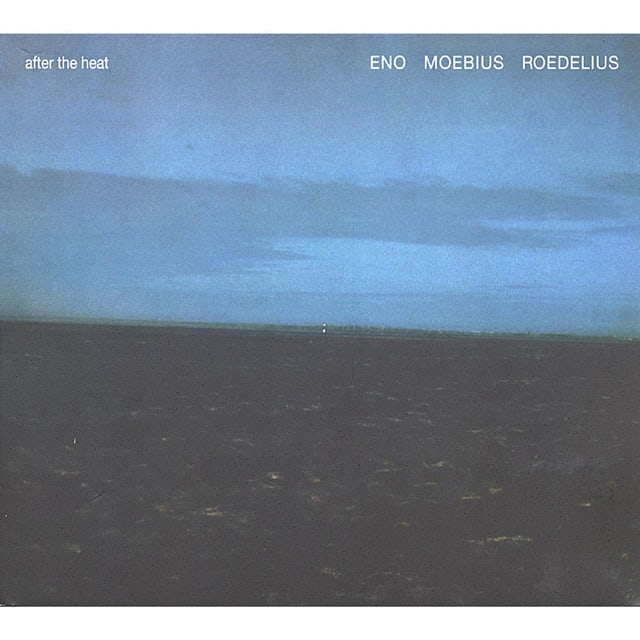 Eno / Moebius / Roedelius AFTER THE HEAT Vinyl Record