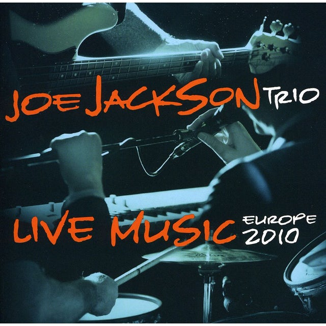 Joe Jackson LIVE MUSIC CD
