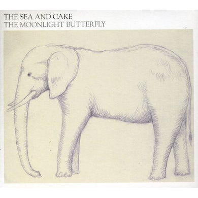 The Sea and Cake MOONLIGHT BUTTERFLY CD