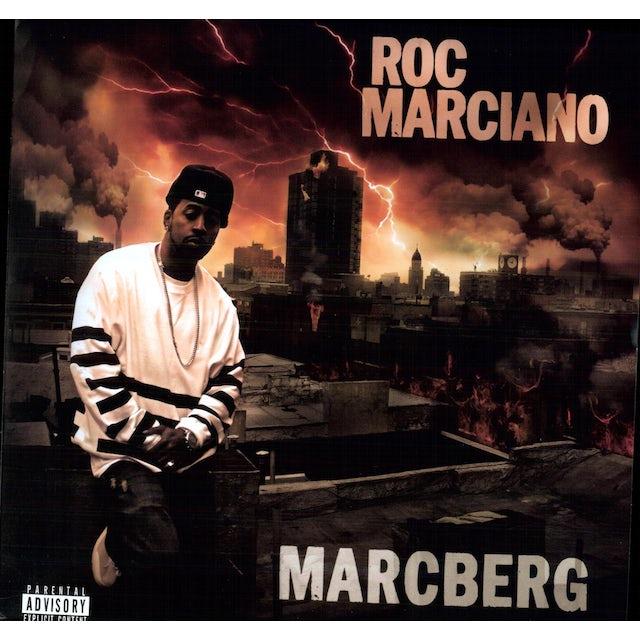Roc Marciano MARCBERG Vinyl Record