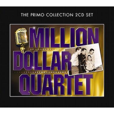 Million Dollar Quartet ESSENTIAL RECORDINGS CD