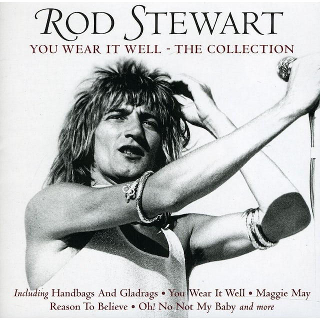 Rod Stewart YOU WEAR IT WELL: COLLECTION CD