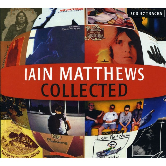 Iain Matthews COLLECTED CD