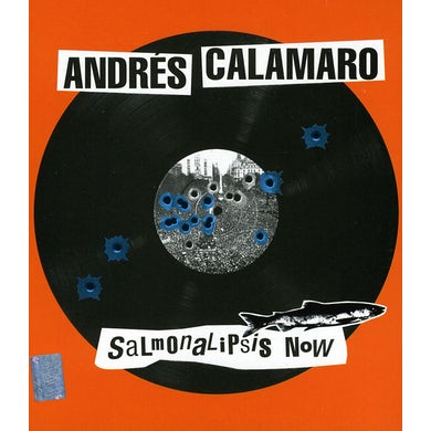 Andres Calamaro SALMONALIPSIS NOW CD
