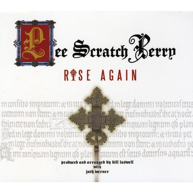 Lee Scratch Perry RISE AGAIN CD