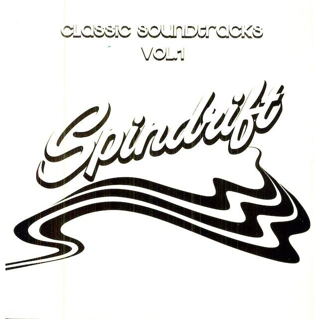 Spindrift CLASSIC SOUNDTRACKS Vinyl Record