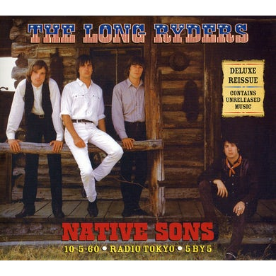 Long Ryders NATIVE SONS CD