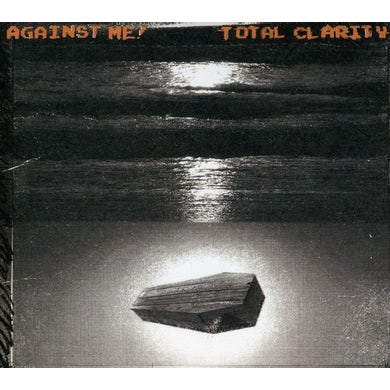 Against Me! TOTAL CLARITY CD