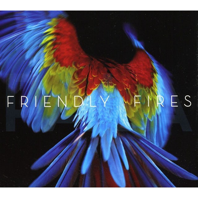Friendly Fires PALA CD
