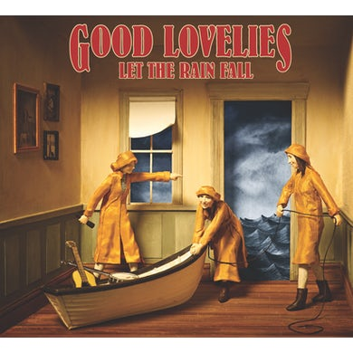 Good Lovelies LET THE RAIN FALL CD