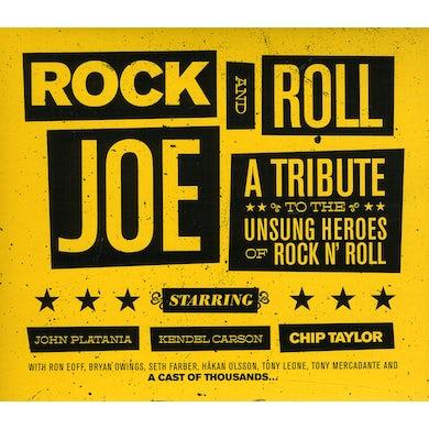 Chip Taylor ROCK & ROLL JOE CD