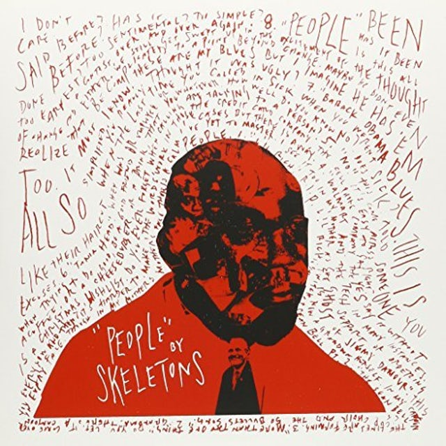 Skeletons PEOPLE Vinyl Record