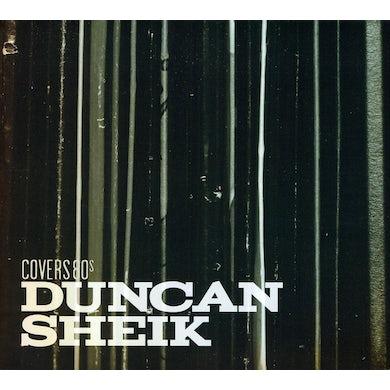 Duncan Sheik COVERS 80'S CD