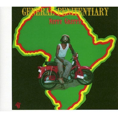 Nitty Gritty GENERAL PENITENTIARY CD