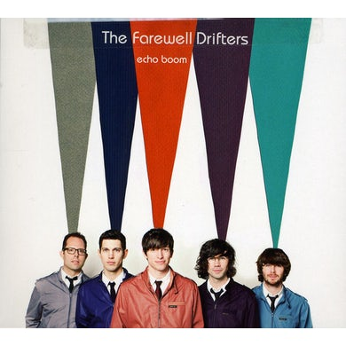 Farewell Drifters ECHO BOOM CD