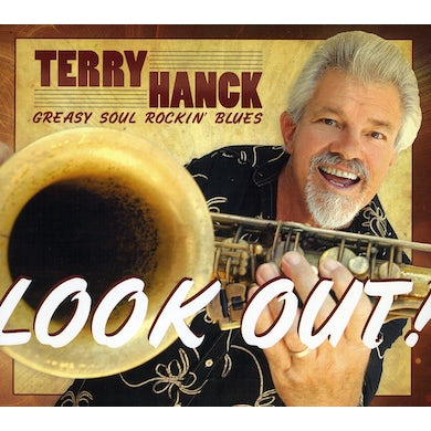 Terry Hanck LOOK OUT CD