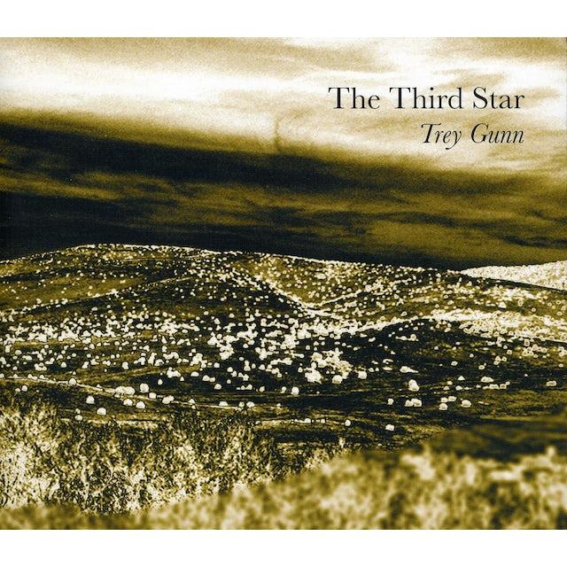 Trey Gunn THE THIRD STAR CD