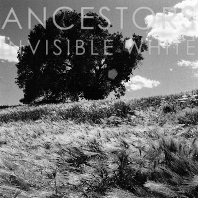 Ancestors INVISIBLE WHITE Vinyl Record