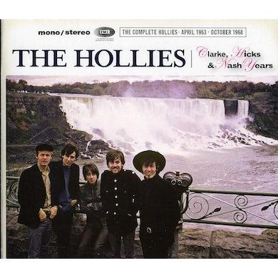 The Hollies CLARKE HICKS & NASH YEARS CD