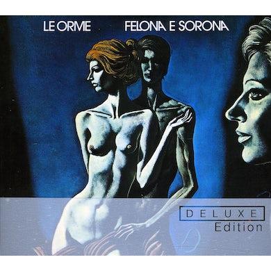 Le Orme FELONA E SORONA CD