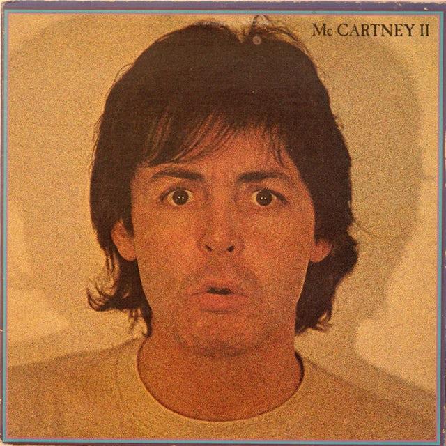 Paul McCartney MCCARTNEY II Vinyl Record
